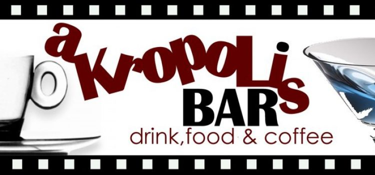 Bar Akropolis drink,food & coffee